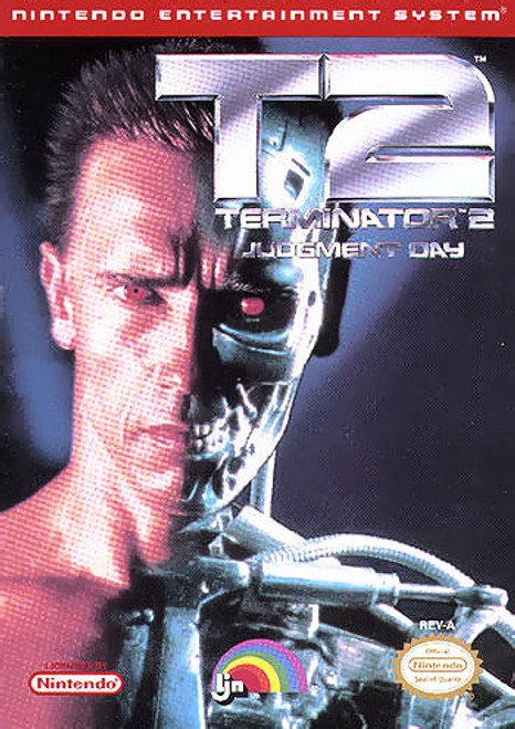 *USED* Terminator 2: Judgment Day