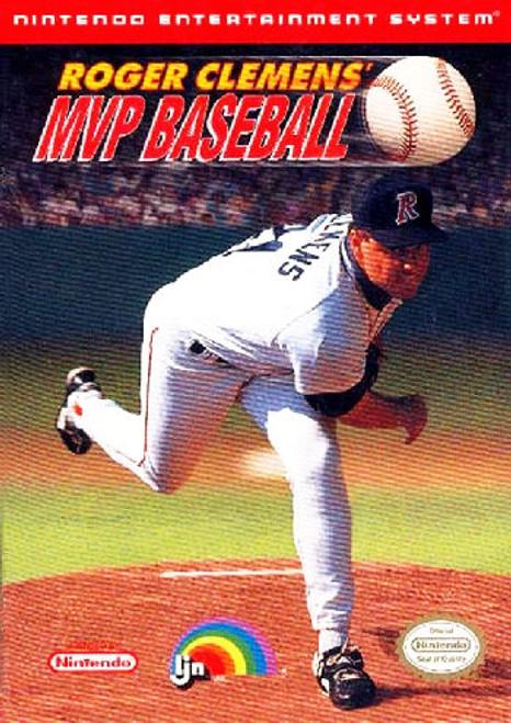 *USED* Roger Clemens' MVP Baseball