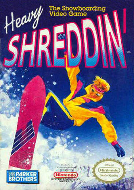 *USED* Heavy Shreddin'