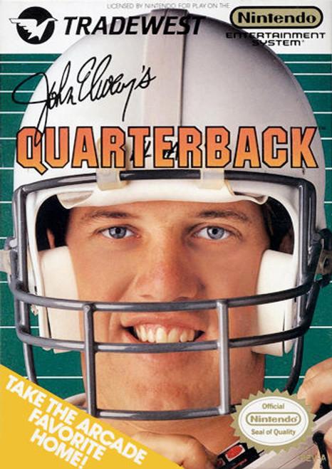 *USED* John Elway's Quarterback