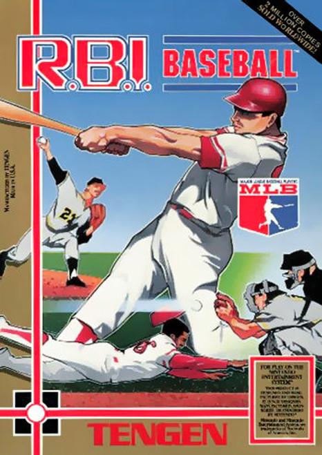 *USED* R.B.I. Baseball
