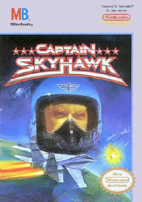 *USED* Captain Skyhawk