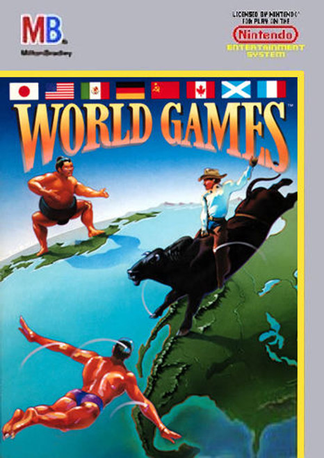 *USED* World Games