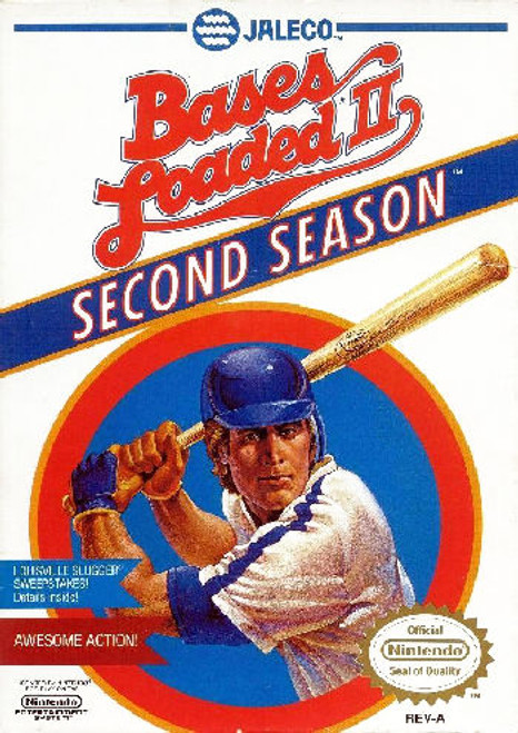 *USED* Bases Loaded II: Second Season