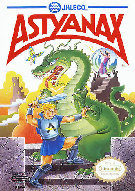 *USED* Astyanax