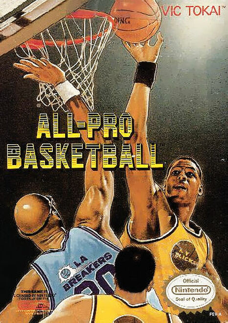 *USED* All-Pro Basketball