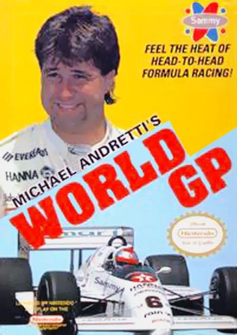 *USED* Michael Andretti's World GP
