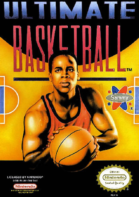 *USED* Ultimate Basketball