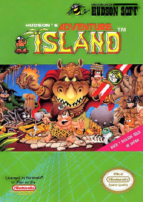 *USED* Adventure Island