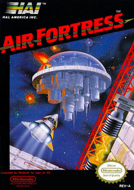 *USED* Air Fortress