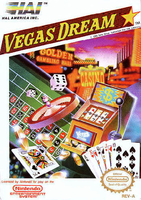 *USED* Vegas Dream