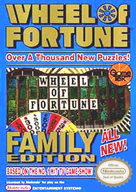 *USED* Wheel of Fortune: Family Edition