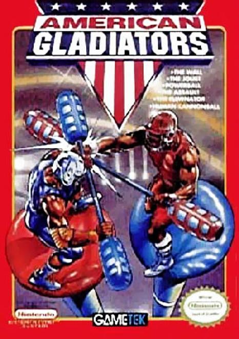 *USED* American Gladiators