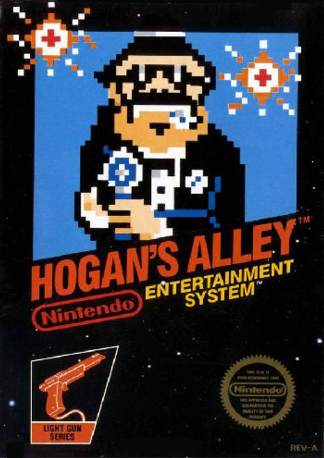 *USED* Hogan's Alley
