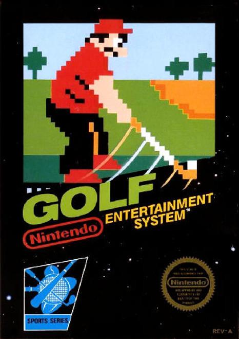 *USED* Golf