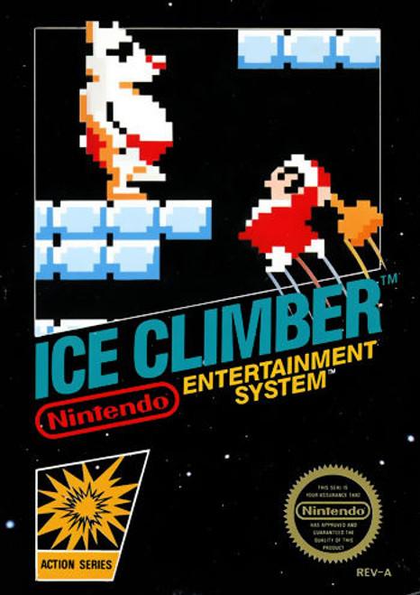 *USED* Ice Climber