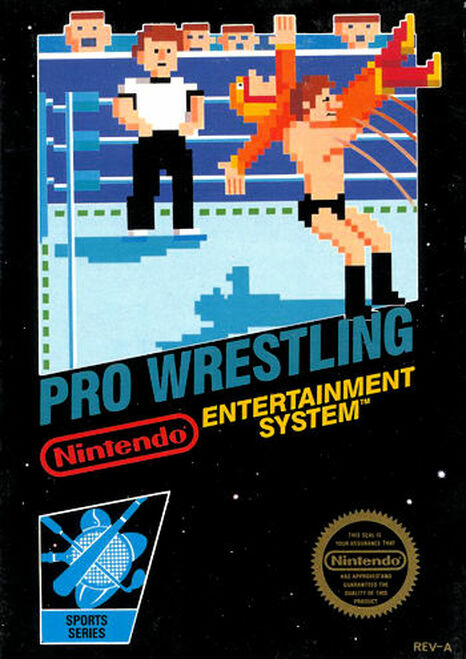 *USED* Pro Wrestling