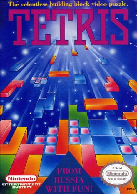 *USED* Tetris