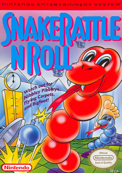 *USED* Snake Rattle n Roll