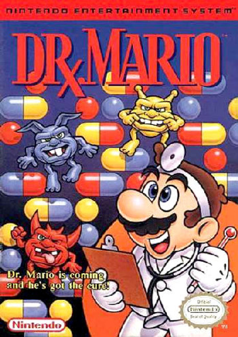 *USED* Dr. Mario