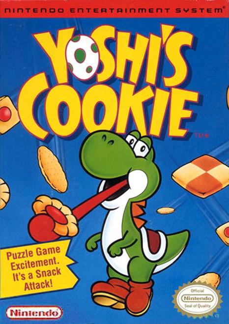 *USED* Yoshi's Cookie