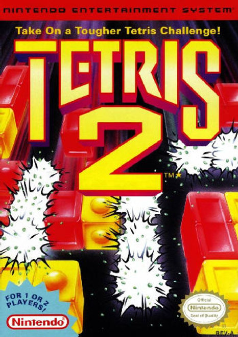 *USED* Tetris 2