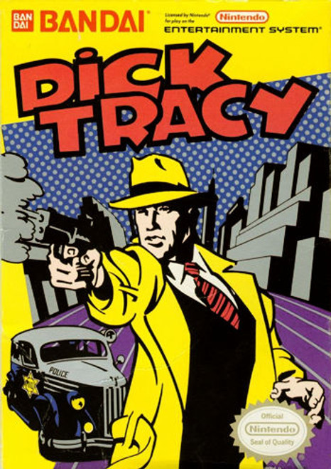 *USED* Dick Tracy