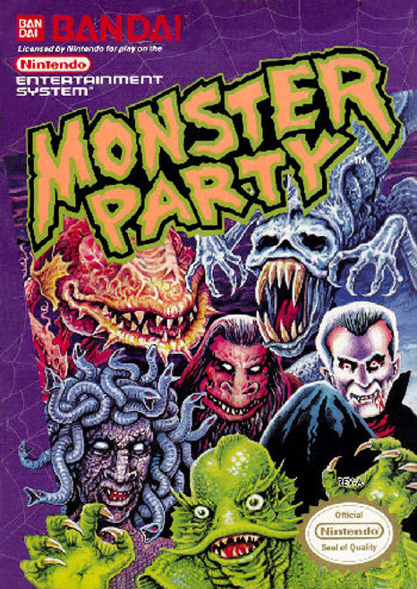 *USED* Monster Party