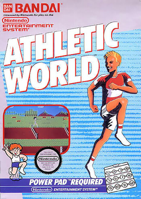 *USED* Athletic World