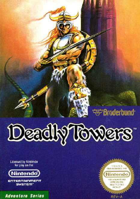 *USED* Deadly Towers