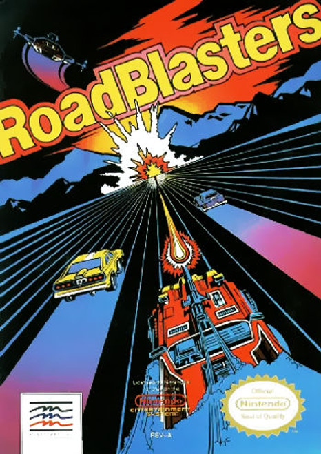 *USED* RoadBlasters