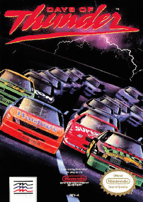 *USED* Days of Thunder