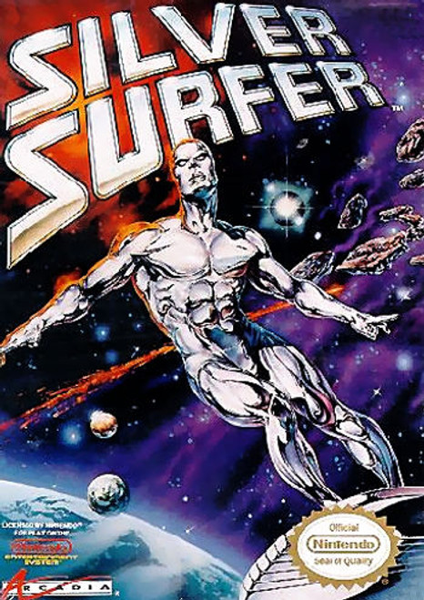 *USED* Silver Surfer