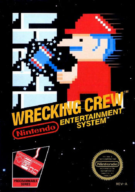 *USED* Wrecking Crew