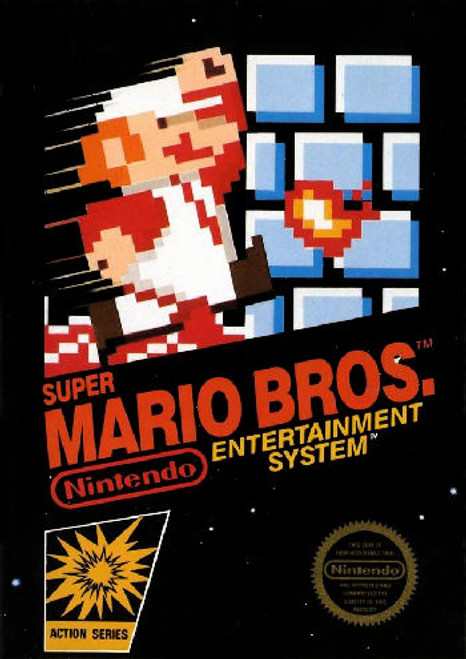*USED* Super Mario Bros.