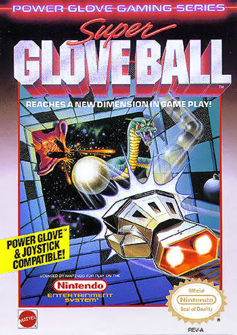 *USED* Super Glove Ball