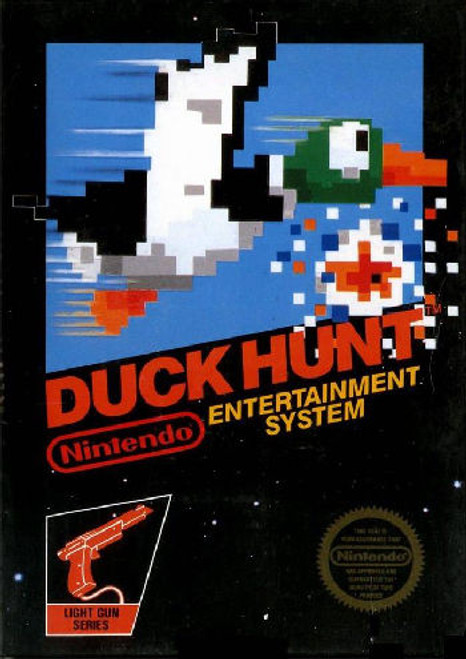 *USED* Duck Hunt