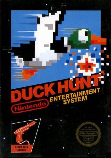 *USED* Duck Hunt