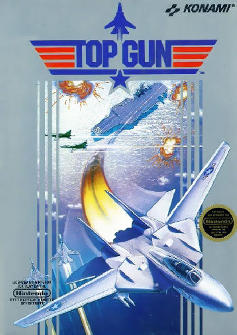 *USED* Top Gun