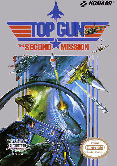 *USED* Top Gun: The Second Mission
