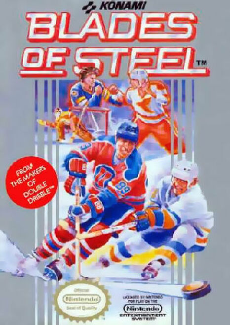 *USED* Blades of Steel
