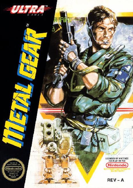 *USED* Metal Gear