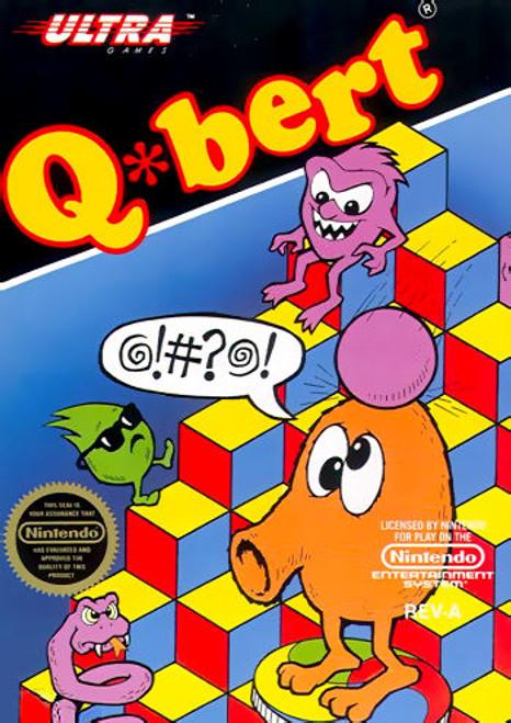 *USED* Q*bert