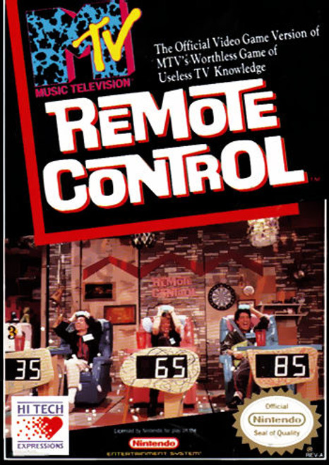 *USED* Remote Control