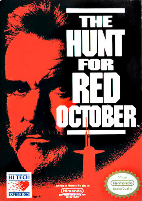 *USED* The Hunt for Red October