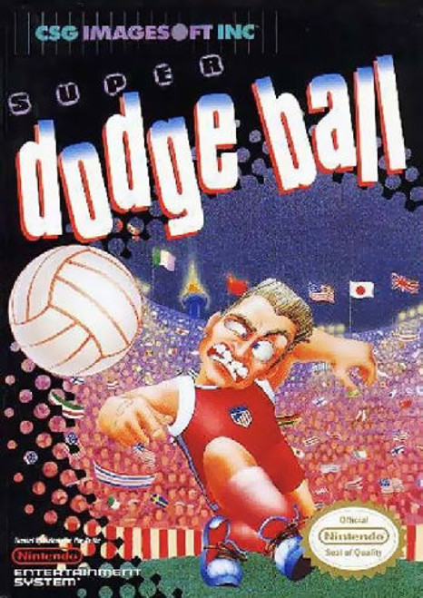 *USED* Super Dodge Ball