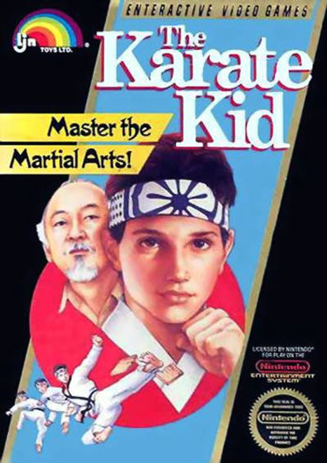 *USED* The Karate Kid