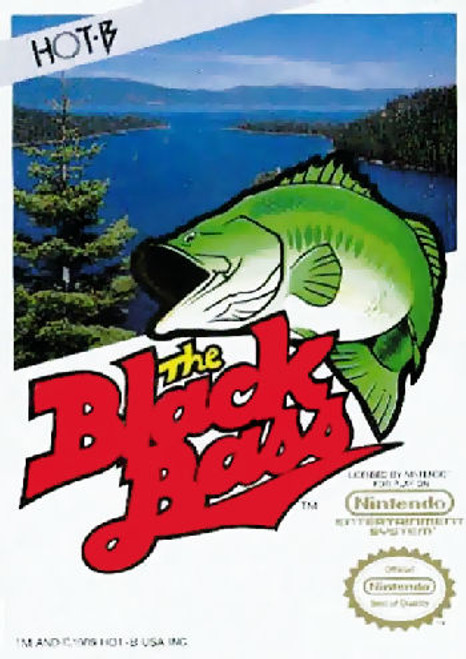 *USED* The Black Bass