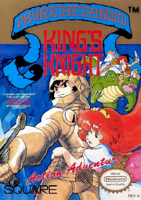 *USED* King's Knight