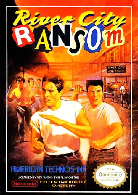 *USED* River City Ransom